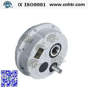 High Quality Famous Brand Hxg35-100 Ratio 15/1 Type Shaft Mounted Gear Box in China with Tie Rod and Back Stop pictures & photos