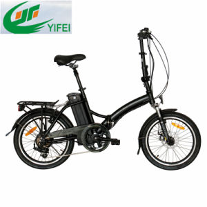 36V En Approved Folding E Bike with 8 Fun Motor pictures & photos