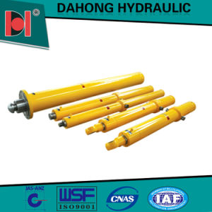 Heavy Metallurgy Hydraulic Cylinder with Telescoping System pictures & photos