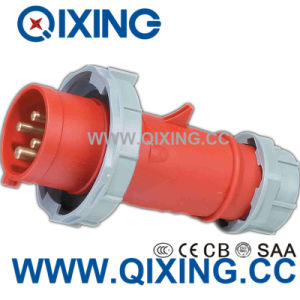 En 60309 Best Quality 32A 4p Red Industrial Plug pictures & photos