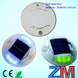 LED Two Sides Flashing Solar Road Stud / Raised Road Marker / Cat Eye pictures & photos