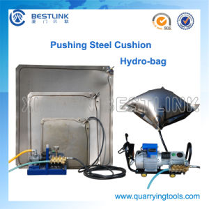 Made in China High Quality Steel Cushion Hydro Bag pictures & photos