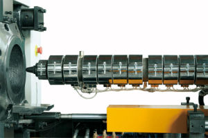 600ton High Efficiency Energy Saving Servo Injection Molding Machine pictures & photos