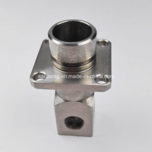 CNC Machining Part of Stainless Steel Industrial Parts