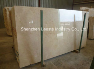 Popular Beige Marble Tiles, Top Quality Crema Marfil Marble pictures & photos