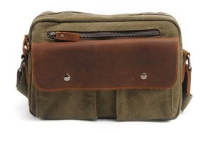 Designer Cheap Canvas Travel Messenger Bag (RS-K2028) pictures & photos