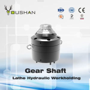 Gear Shaft Lathe Hydraulic Workholding