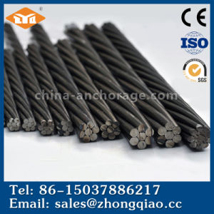 ASTM Uncoated Low Relaxation PC Steel Strand pictures & photos