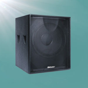 "Single 15"" Neodymium DJ Speaker Subwoofer 15 pictures & photos"