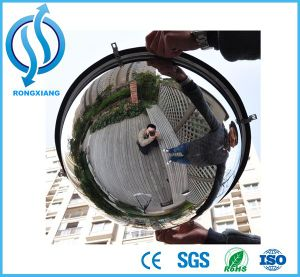 Full Dome Polycarbonate Convex Mirror Dome Mirrors pictures & photos