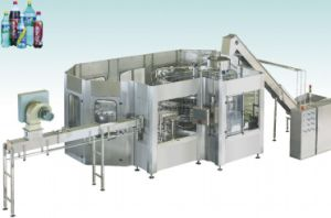 Full Automatic Carbonated Soft Production Line pictures & photos