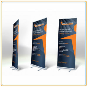 Pop up Banner Roll up Flex Banner Stand pictures & photos