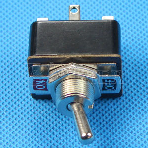 6 Pin Dpdt Mini on-on Toggle Switch 220V (KN3-3) pictures & photos