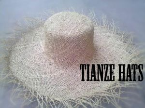 Twist Raffia Straw Hat Body pictures & photos