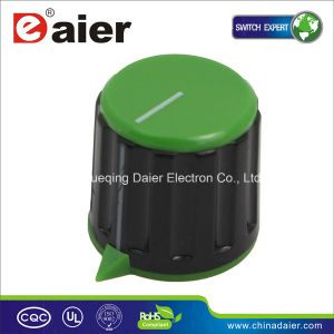 Colorful Audio Plastic Slide Potentiometer Knob with Sharp Corner pictures & photos