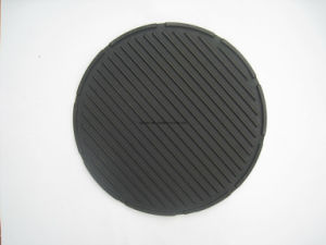 Flat Cast Iron Plate for BBQ pictures & photos