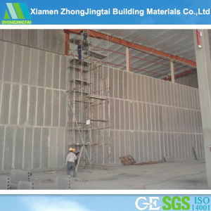 2440/2270 mm Polystyrene Sandwich Insulated Panel pictures & photos