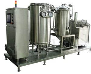 Economic Type 500L/H Milk Pasteurizer and Homogenizer pictures & photos