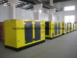 75kVA Weichai Soundproof Diesel Generator pictures & photos