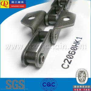 High Quality Double Pitch Conveyor Chain with Attachments pictures & photos