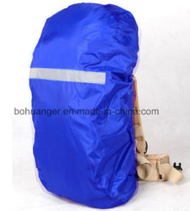 Promotion Backpack Rain Cover with Reflective Band