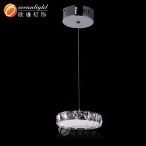 Modern LED Crystal Disks Pendant Hanging Light Om99019 pictures & photos