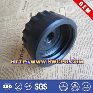 Customized Screw Plastic Knob Button for Switch (SWCPU-P-B265) pictures & photos