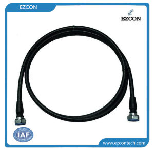 DIN 7/16 Male to N Male RF Coaxial Low Pim Test Cable Assembly pictures & photos