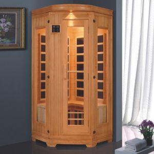 Solid Wood Sauna Room/Commerial Sauna Room/Dry Saunas Room (812) pictures & photos