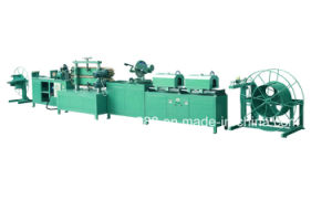 Stainless Steel Corrugated Flexible Metal Gas Water Hose Pipe Production Line