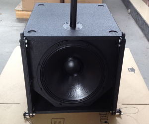 500W Professional Tw Audio Horn Line Array Speaker Subwoofer (VR18) pictures & photos