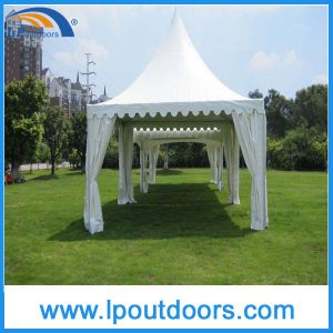 6X6m High Quality Outdoor Pagoda Tent Wedding Marquee pictures & photos