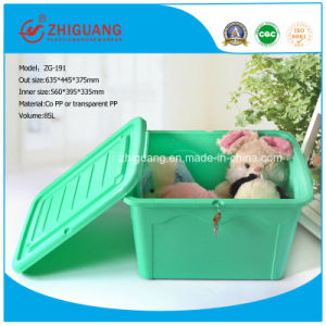 85L Plastic Storage Box for Food/Clothes/Products pictures & photos