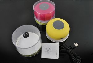 Cheap Christmas Promotion Gift Mini Waterproof Sucker Bluetooth Speakers (BS-030) pictures & photos