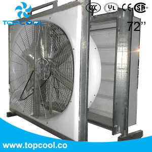 "Performance Fan Belt Drive Ventilation with Shutter Box Fan 72"" pictures & photos"