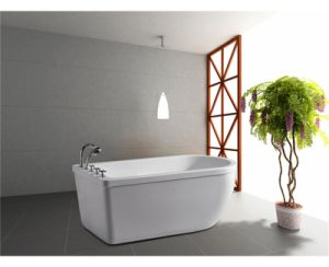 High Quality Simple Bathtub with Shower (M-2061) pictures & photos
