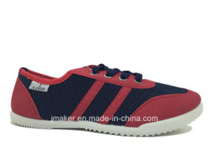 China Wholesale Lady ′s Casual Shoes Injection Sneaker (F026-L)