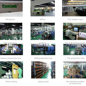 4 Channel H. 264 NVR & IP Camera PLC Kits pictures & photos