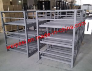 Assembling Racks Steel Frame Charging for Battery pictures & photos