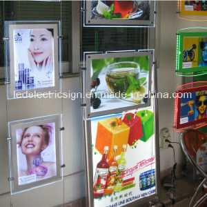 Crystal LED Light Box with Acrylic Sheet for Real Estate pictures & photos