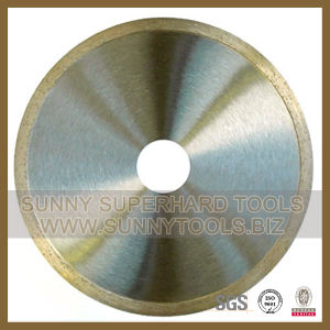 "10"" Diamond Saw Blade for Porcerlain Tile Cutting pictures & photos"