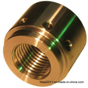 Precision OEM Brass Thread Coupling for Car Spare Parts ISO/Ts16949 pictures & photos