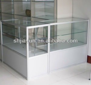 Aluminium Rail Profile for Glass Anodized pictures & photos