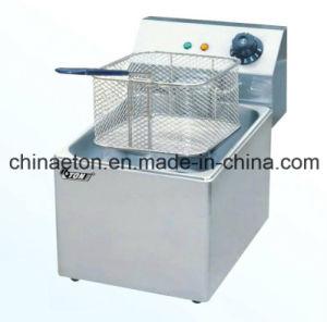 CE Approve Electric Single Fryer (ET-FE-4L) pictures & photos