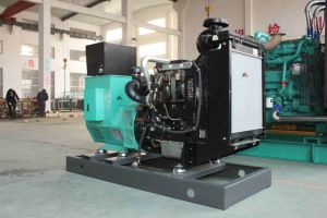 Diesel Generator with Cummins Engines pictures & photos