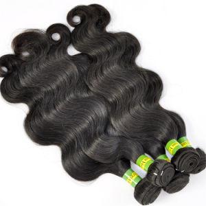 "Brazilian Virgin Hair Extensions Body Wave 22"" pictures & photos"