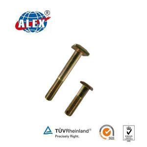 Square Bolt with Nut for Railroad Fastening pictures & photos