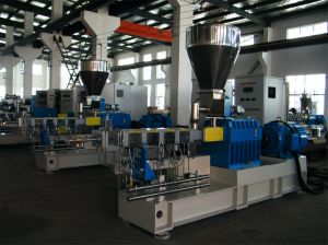 Twin Screw Extruder for Acrylic Based Powder Coating Production pictures & photos