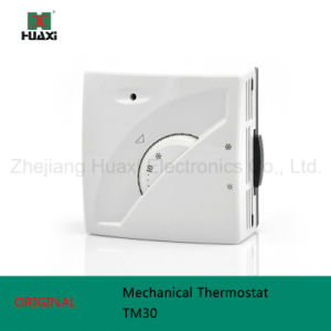 Mechanic Thermostat for Central Air Conditioner and Fan Coil pictures & photos