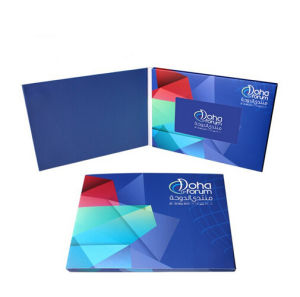 LCD Video Greeting Card for Marketing Promotion pictures & photos